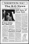 The B-G News November 10, 1966