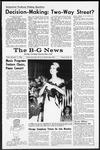 The B-G News November 11, 1966