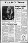 The B-G News November 15, 1966