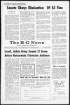 The B-G News November 16, 1966