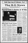 The B-G News November 29, 1966