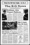 The B-G News December 1, 1966