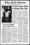 The B-G News December 6, 1966