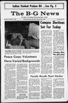The B-G News December 7, 1966