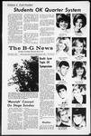 The B-G News December 9, 1966