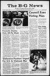 The B-G News January 5, 1967
