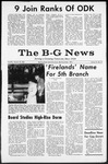 The B-G News January 10, 1967