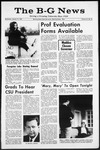The B-G News January 11, 1967
