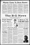 The B-G News January 12, 1967