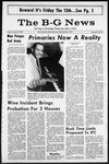 The B-G News January 13, 1967