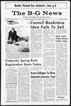 The B-G News February 8, 1967
