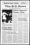 The B-G News February 9, 1967