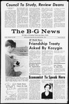 The B-G News February 10, 1967