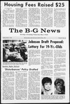 The B-G News March 7, 1967