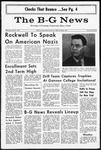 The B-G News March 8, 1967