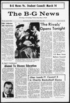 The B-G News March 9, 1967