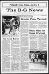 The B-G News March 15, 1967