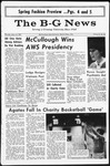 The B-G News March 16, 1967