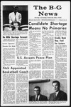 The B-G News March 29, 1967