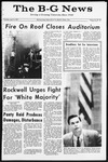 The B-G News April 4, 1967