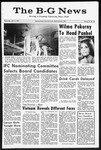 The B-G News April 5, 1967