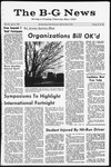 The B-G News April 6, 1967