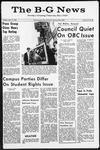 The B-G News April 11, 1967