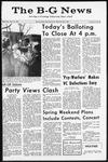 The B-G News April 12, 1967