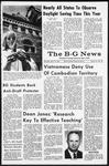 The B-G News April 13, 1967