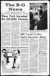 The B-G News April 18, 1967
