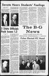 The B-G News April 19, 1967