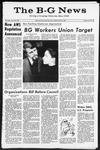 The B-G News April 20, 1967