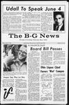 The B-G News April 21, 1967