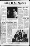 The B-G News April 25, 1967