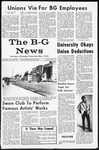 The B-G News April 26, 1967