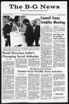 The B-G News April 27, 1967
