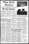 The B-G News May 3, 1967
