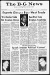 The B-G News May 5, 1967