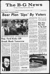 The B-G News May 9, 1967