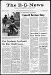 The B-G News May 10, 1967
