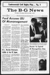 The B-G News May 11, 1967