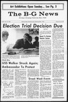 The B-G News May 12, 1967