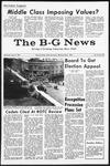 The B-G News May 17, 1967