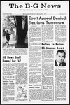 The B-G News May 23, 1967