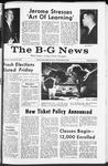 The B-G News September 20, 1967