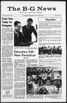 The B-G News September 22, 1967