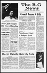 The B-G News September 29, 1967