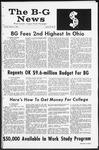 The B-G News October 3, 1967