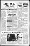 The B-G News October 6, 1967