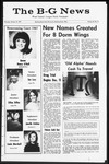 The B-G News October 12, 1967